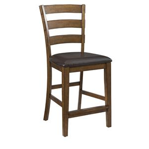 Intercon Santa Clara Ladder Back Stool