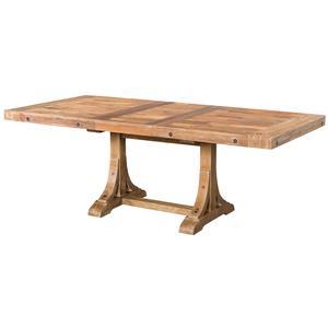 Intercon Sebastian Trestle Table