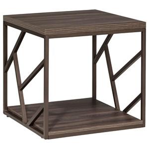 Intercon Studio Living End Table
