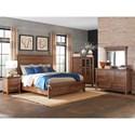 Intercon Taos King Bedroom Group - Item Number: TS K Bedroom Group 2