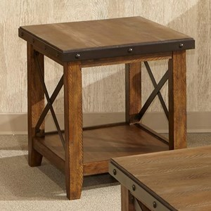 Intercon Taos End Table
