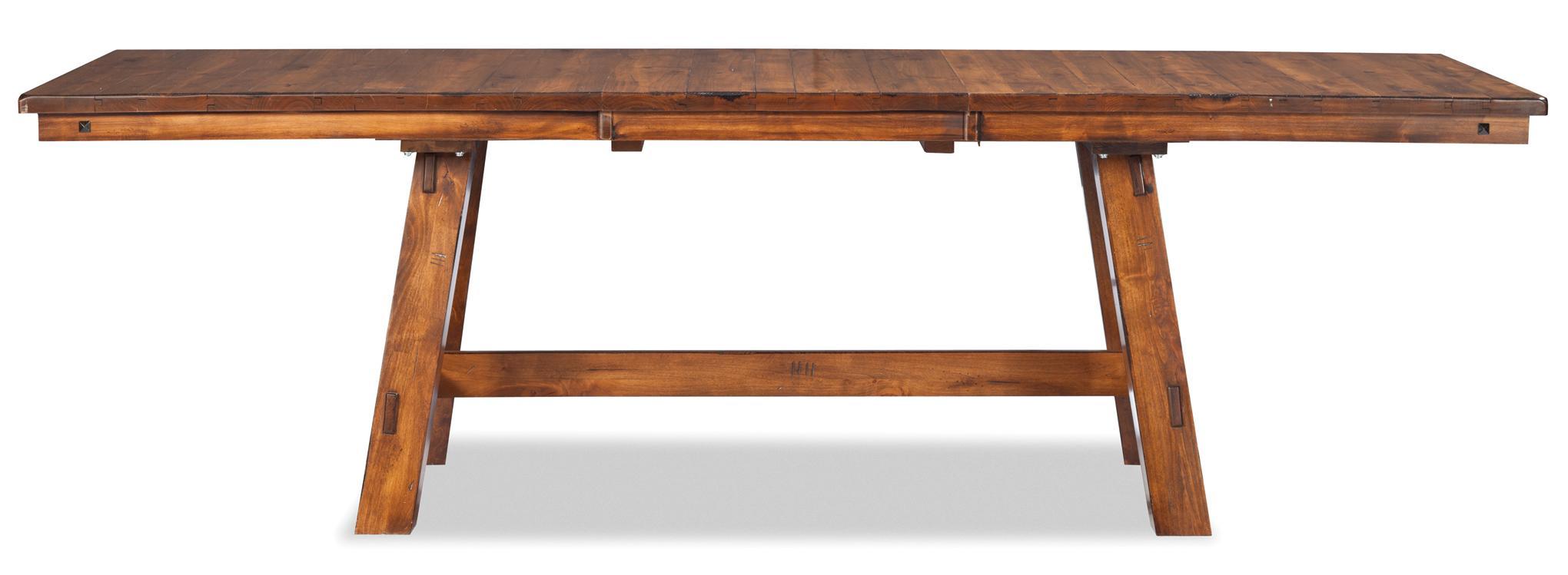 Intercon Timberline Trestle Table   Item Number: TL TA 42100 SAD  Part 89