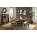Intercon Urban Rustic  Casual Dining Room Group - Item Number: UR Dining Group 1