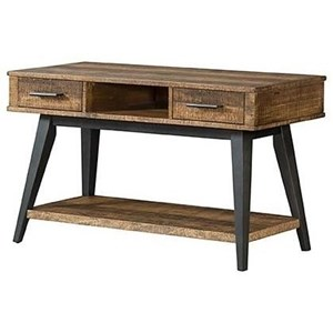 Intercon Urban Rustic  Sofa Table