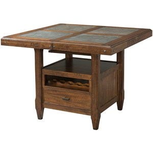 Intercon Wolf Creek Gathering Height Storage Table