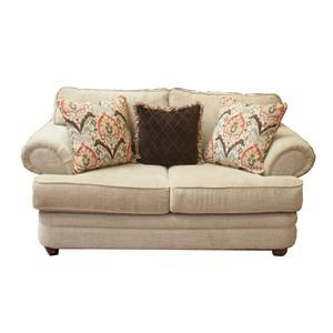 Intermountain Furniture Wind River Love Seat
