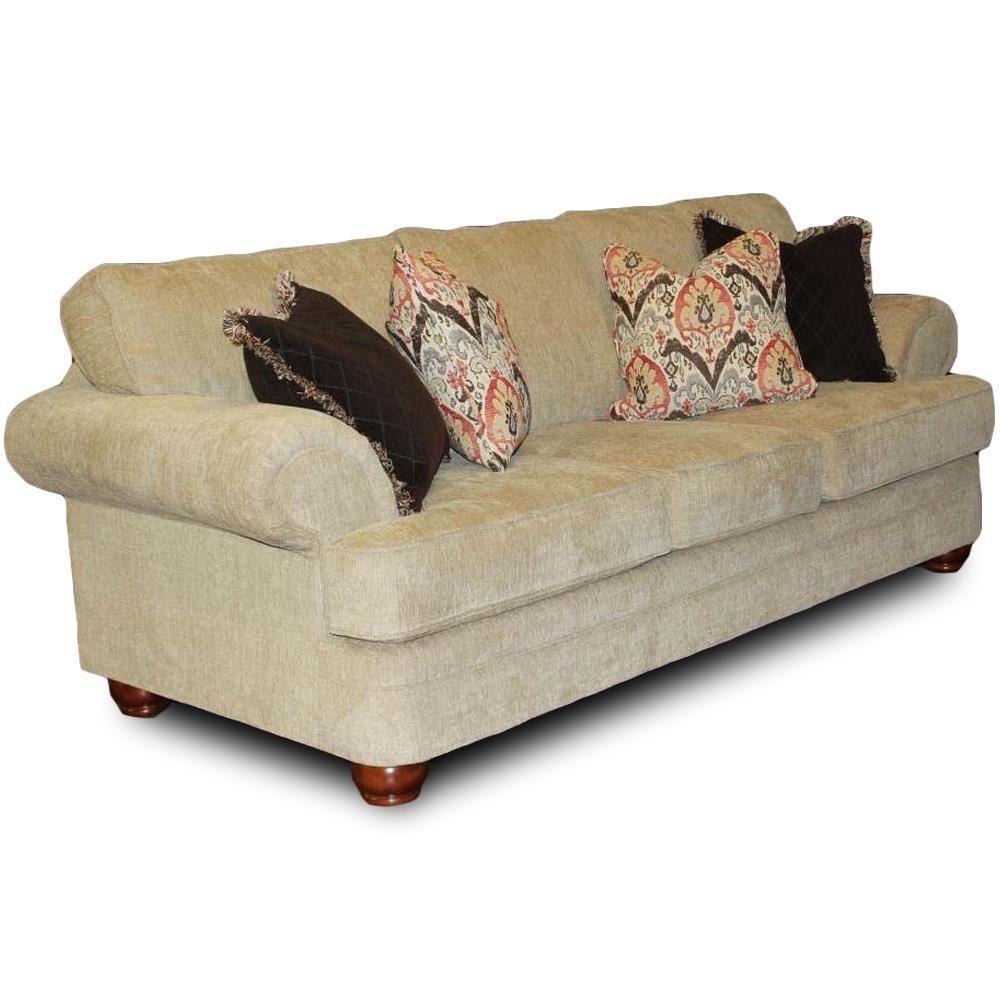 Intermountain Furniture Wind River Sofa   Item Number: 1257 70