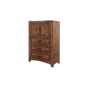 International Furniture Direct Porto Door Chest