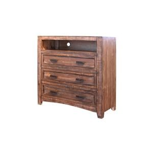 International Furniture Direct Porto Media Chest