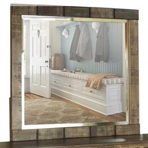 International Furniture Direct Queretaro Mirror