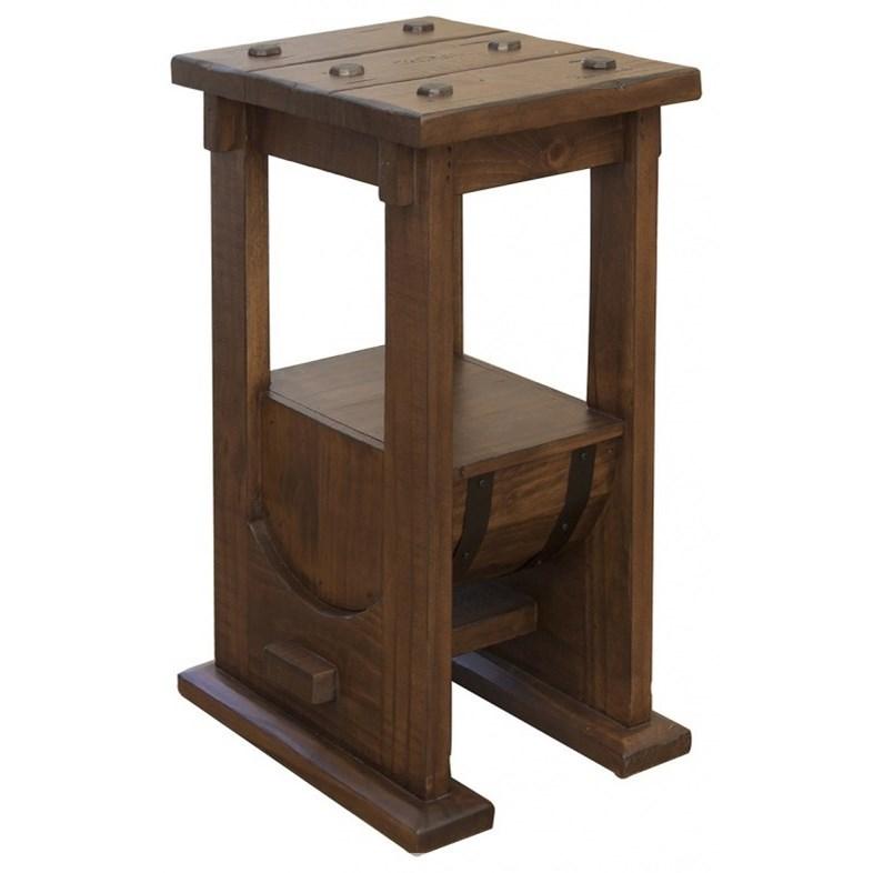VFM Signature Bourbon Barrel Chairside Table - Item Number: IFD349CST