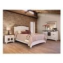 International Furniture Direct Pueblo King Platform Bed Package - Item Number: 573436221