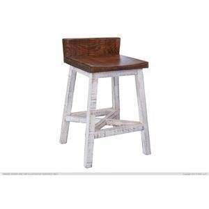 "International Furniture Direct Pueblo 24"" Barstool"
