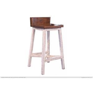 "International Furniture Direct Pueblo 30"" Barstool"