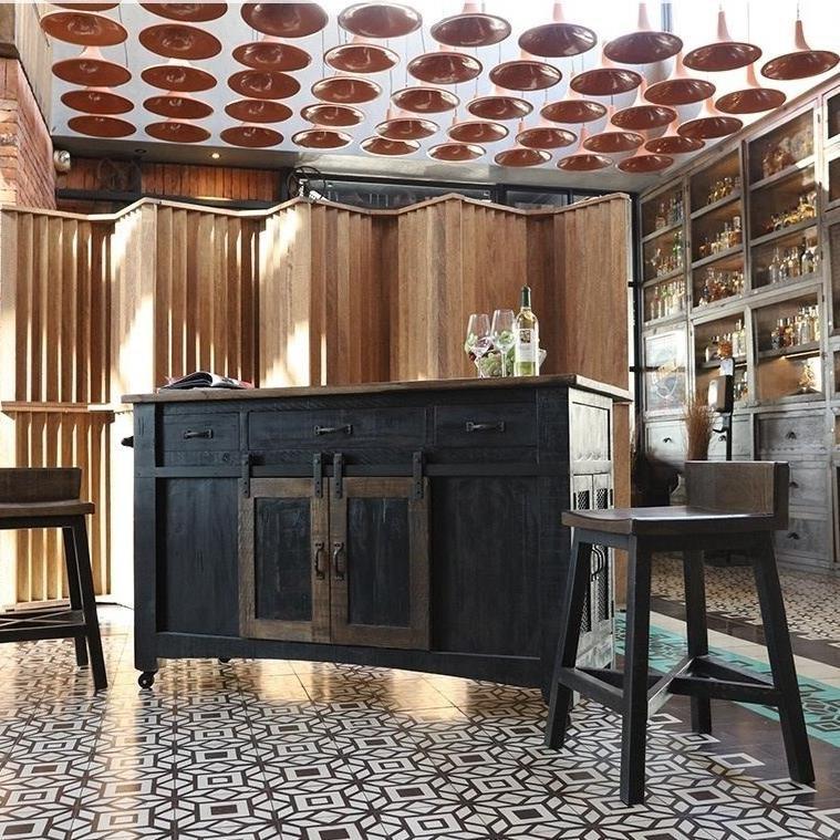 International Furniture Direct Pueblo 24 Quot Counter Height