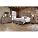 International Furniture Direct San Angelo Queen Bedroom Group - Item Number: 380 Q Bedroom Group 1