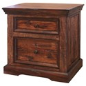 International Furniture Direct Colorado Nightstand - Item Number: IFD899NTST