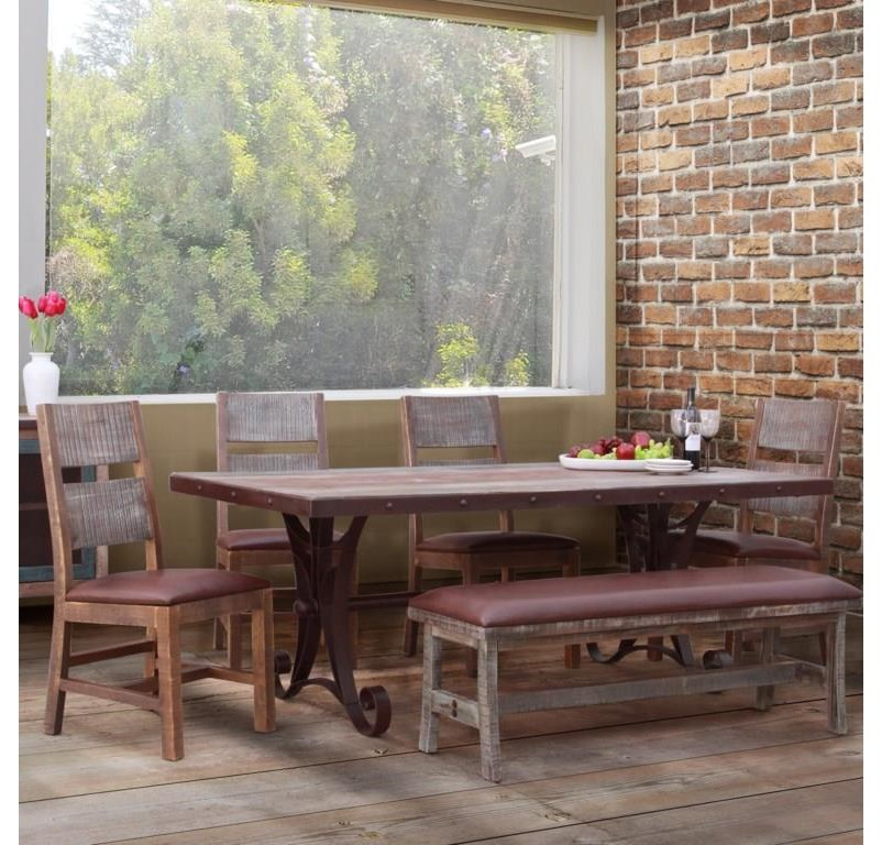 5 PC Dining Room Set