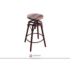 Adjustable Swivel Stool