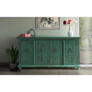 International Furniture Direct Capri Accent Chest