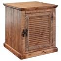 International Furniture Direct Havana End Table - Item Number: IFD1050END