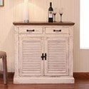 International Furniture Direct Havana Server - Item Number: IFD1050SERV-W