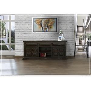 "International Furniture Direct 55"" TV STAND 55"" TV Stand"