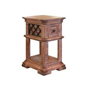 International Furniture Direct IMPERIAL Chair Side table