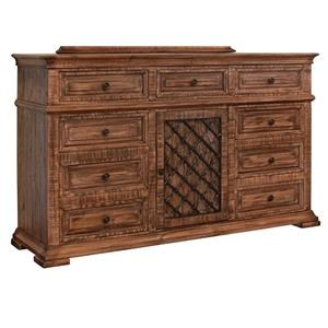 International Furniture Direct IMPERIAL Dresser