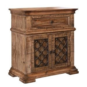International Furniture Direct IMPERIAL Nightstand