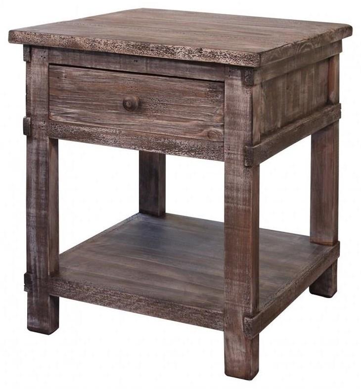 Shop Furniture Direct: International Furniture Direct San Angelo IFD380END End