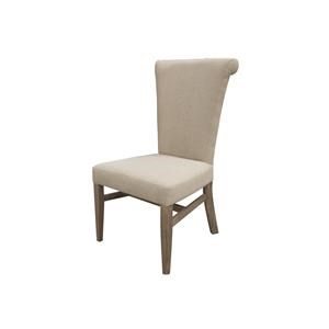 International Furniture Direct Valencia Upholstered Dining Chair