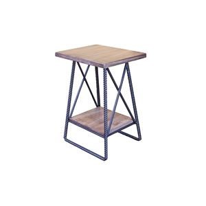 International Furniture Direct SOHO Chair Side table