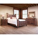 International Furniture Direct Madeira Queen Bedroom Group - Item Number: IFD1200 Q Bedroom Group