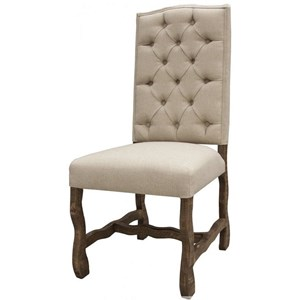 International Furniture Direct Marquez Dining Side Chair