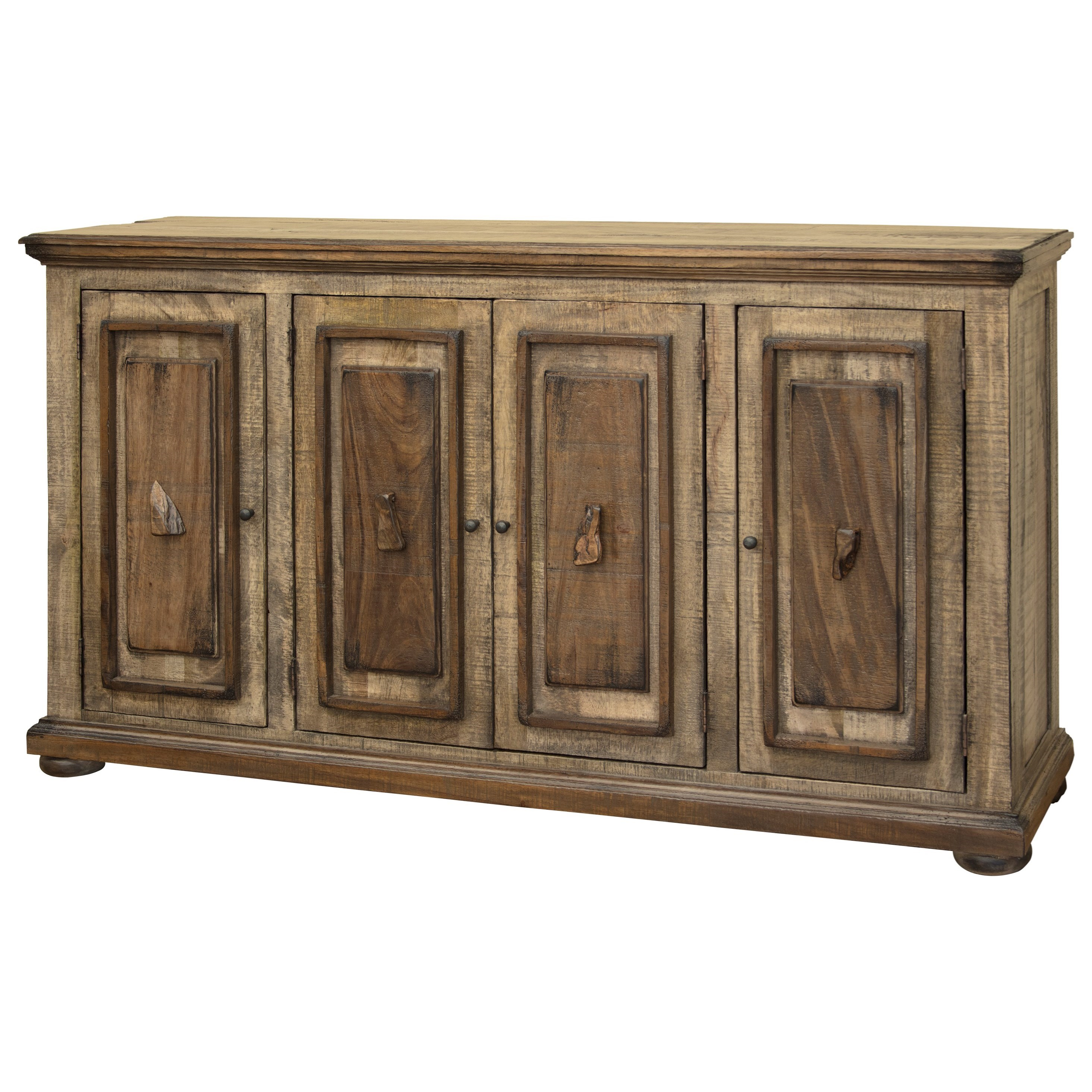 Shop Furniture Direct: International Furniture Direct Mesquite IFD9911CNS Rustic