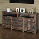 "International Furniture Direct Mezcal 70"" TV Stand - Item Number: IFD567STAND-70"