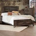 VFM Signature Moro Queen Low Profile Bed - Item Number: IDF686HDBD-Q+PLTFRM-Q
