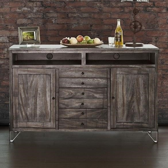 International Furniture Direct Moro Contemporary Solid