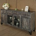 International Furniture Direct Moro TV Stand - Item Number: IFD686STAND-80