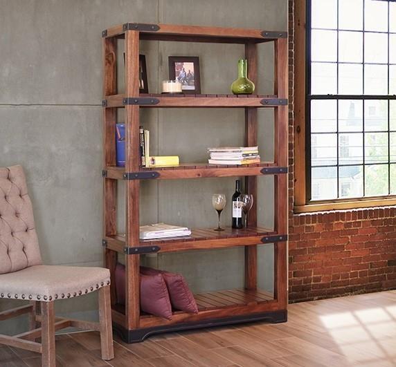 International Furniture Direct Parota IFD866BKCS-70 70