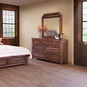 International Furniture Direct Regal Dresser