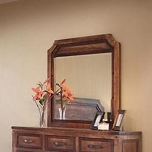 International Furniture Direct Regal Dresser Mirror