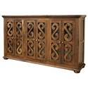 International Furniture Direct Rosanna Console - Item Number: IFD9914CNS