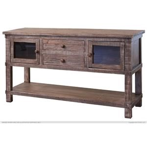 International Furniture Direct San Angelo Sofa Table