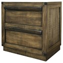 International Furniture Direct Sierra Nightstand - Item Number: IFD5900NTS