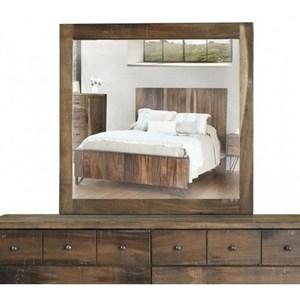 International Furniture Direct Taos Mirror