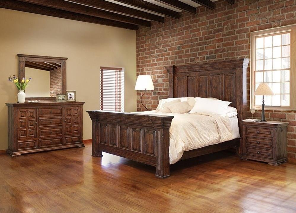 International Furniture Direct Terra Queen Bedroom Group