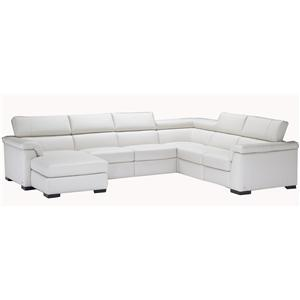 Superior Italsofa I325 4 Piece Sectional Group