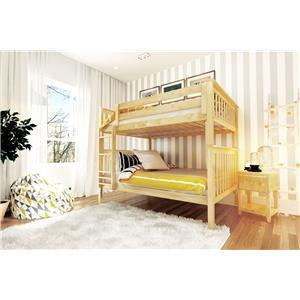 Cambridge Full/Full Bunk Bed in Natural
